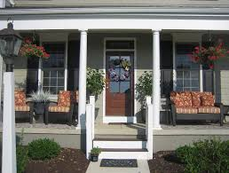 Decorating Ideas For Country Homes Front Porch Decorating Ideas Design Home Design By John