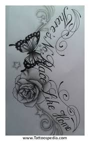 with butterfly tattoos designs 2