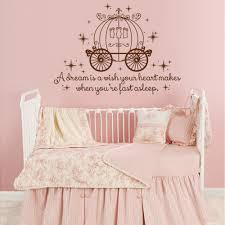 online get cheap wall stickers 3d cart aliexpress com alibaba group pumpkin cart wall decal a dream is a wish your heart makes when you re