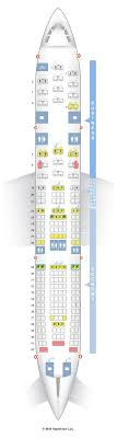 siege plus air seatguru seat map air airbus a330 200 332