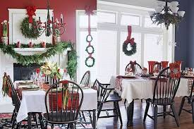 Christmas Tabletop Decoration Ideas by Ideas To Decorate The Christmas Table This Year