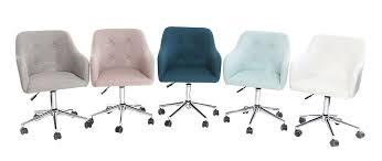 fauteuil de bureau gris fauteuil de bureau design pu blanc baltik miliboo