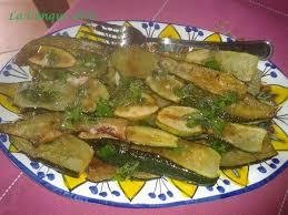 cuisine sicilienne recette courgettes à l escabèche recette napolitaine la conque d or