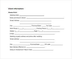 12 wedding contract sample wedding contract sample wedding planner