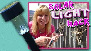 solar lights for craft projects diy solar light craft youtube