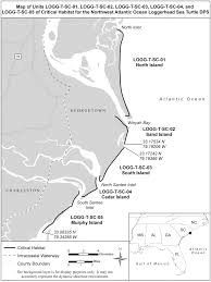 Map Of Volusia County Federal Register Endangered And Threatened Wildlife And Plants