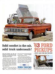 Vintage Ford Truck Beds - directory index ford trucks 1963