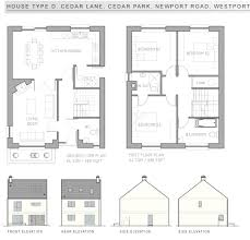 House Specs Cedar Park New Homes In Westport Mayo