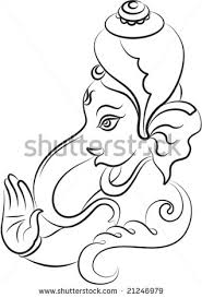 ganesha tattoo sketch in 2017 real photo pictures images and