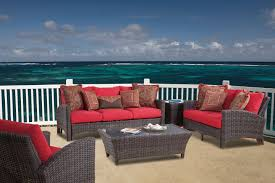 wicker patio furniture applying resin wicker furniture for your
