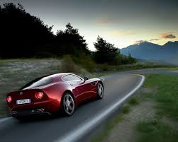 classic alfa romeo wallpaper alfa romeo 8c competizione rear and side wallpaper alfa romeo cars