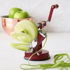 pam chef apple peeler sur la table 3 in 1 apple tool sur la table
