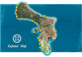 netherlands beaches map beaches bonaire official tourism site
