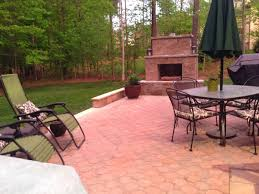 Paver Patio Diy In The House Diy Paver Patio And Outdoor