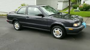 nissan sentra 1993 modified 1992 b13 sentra se r all stock youtube