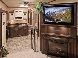 Fifth Wheel Floor Plans Front Living Room Kzrv Designs Tri Level Stone Ridge Fifth Wheel Rv Business