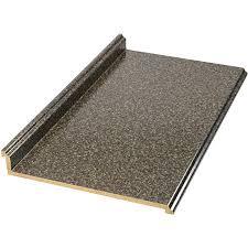 Kitchen Laminate Countertops by Shop Belanger Fine Laminate Countertops 10 Ft Labrador Granite