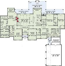 Country Cottage Floor Plans 21 Best French Country House Plans The Sater Design Collection