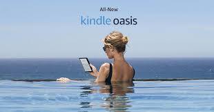 unveils waterproof kindle in celebration of its 10th