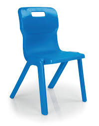 Classroom Stacking Chairs Titan Pre Nursery Stacking One Piece Chair 260h Age 1 2