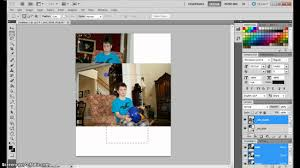 create yearbook how to make a senior page