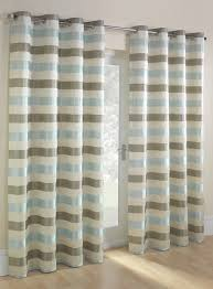 Bedroom Design Ideas Duck Egg Blue Duck Egg Striped Jacquard Eyelet Curtain Ideas Also Blue Curtains