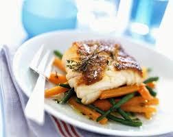 comment cuisiner du dos de cabillaud dos de cabillaud grillé et légumes cuisine plurielles fr