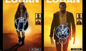in logan 2017 does x 23 have an adamantium skeleton like