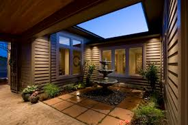 courtyard homes courtyard traditional patio portland by kaufman homes inc