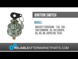 883928m1 new massey ferguson tractor ignition switch 135 178 65 35