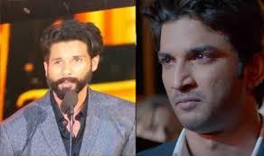 Shahid Kapoor Cock - iifa 2017 sushant singh rajput upset after shahid kapoor wins the