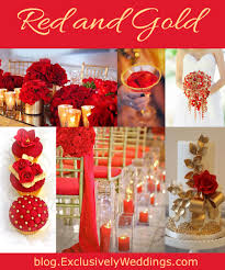 red wedding color u2013 seven vibrant combinations exclusively