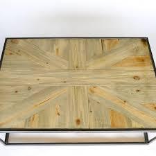 British Flag Furniture 25 Best by Union Jack Design Wood Table Beetle Kill Pine Handmade Modern