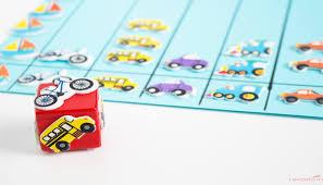 transportation theme preschool activities life over cs