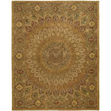 11 X 12 Area Rug Safavieh Heritage Light Brown Grey 9 Ft X 12 Ft Area Rug Hg914a