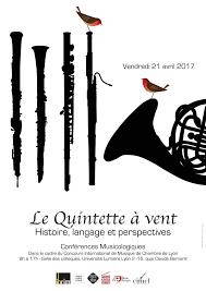 concours international de musique de chambre de lyon le quintette à vent histoire langage et perspectives institut