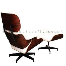 lounger eames lounge chair rosewood black leather eames lounge