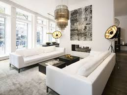 Awesome Contemporary  Modern Sofa Designs For Small Living Room - Living room with white sofa