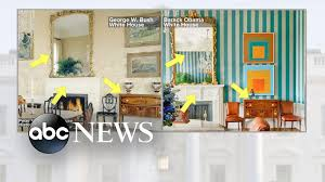 White House Interior Pictures by Inside The Obamas Living Quarters Youtube