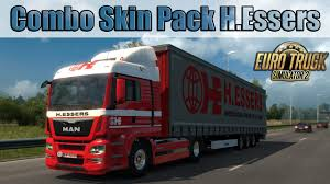 skin pack new year 2017 for iveco hiway and volvo 2012 2013 man tgs euro 6 h essers combo skin pack euro truck simulator 2