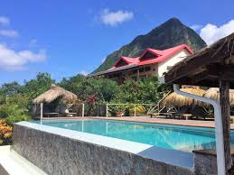 tet rouge resort soufrière st lucia booking com
