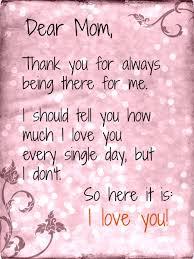 dear mom our u003cb u003emother u0027s u003c b u003e u003cb u003eday u003c b u003e tribute products i love