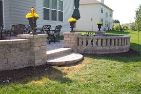 Diy Home Design Ideas Pictures Landscaping by Patio Wall Ideas Home Design Inspiration Ideas And Pictures