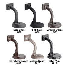 Banister Brackets Textured Handrail Bracket Stairsupplies