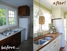 How To Modernize Kitchen Cabinets Best 25 Cheap Kitchen Makeover Ideas On Pinterest Cheap Kitchen