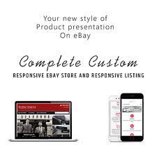 ebay store design services ebay