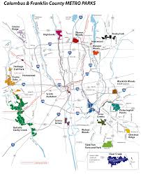 Maryland Metro Map by Map Parks U0026 Trails Wbns 10tv Columbus Ohio Columbus News