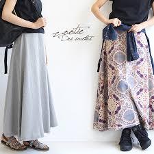 pattern for simple long skirt e zakkamania stores rakuten global market length of vibrant