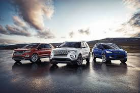 Determining Which Ford Crossover Suv Is Best For You Elk Grove Ford