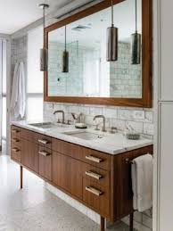 Contemporary Bathroom Cabinets - modern bathroom vanities visualizeus
